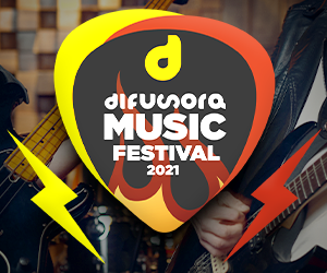 Banner Difusora Music Festival